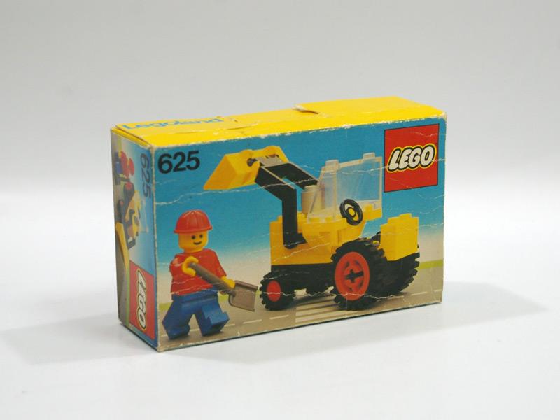#625 レゴ 工事トラクター