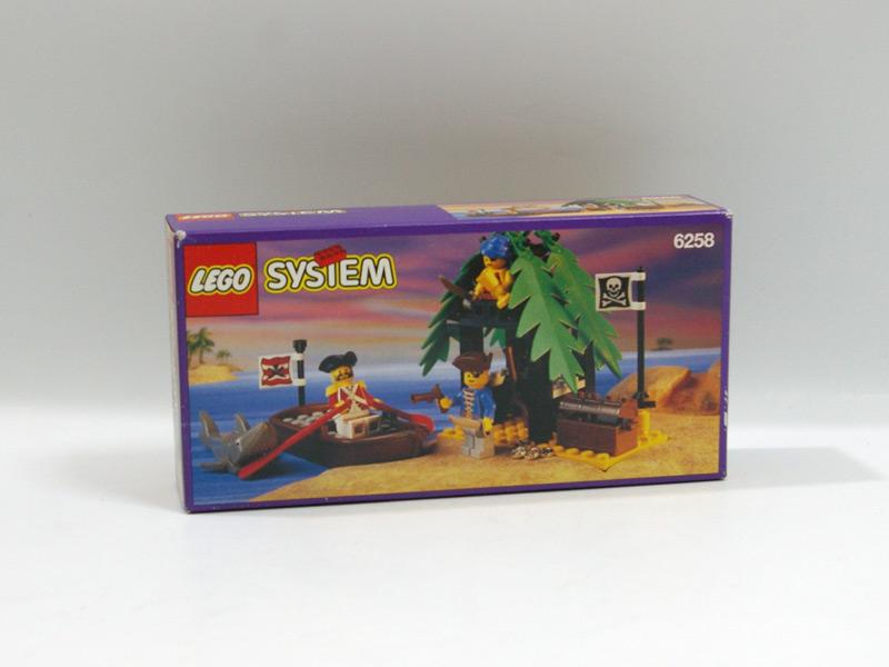 #6258 レゴ 海ぞくの見張り小屋