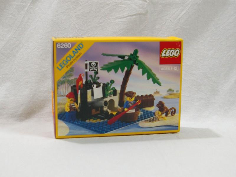 #6260 レゴ 南海の小島