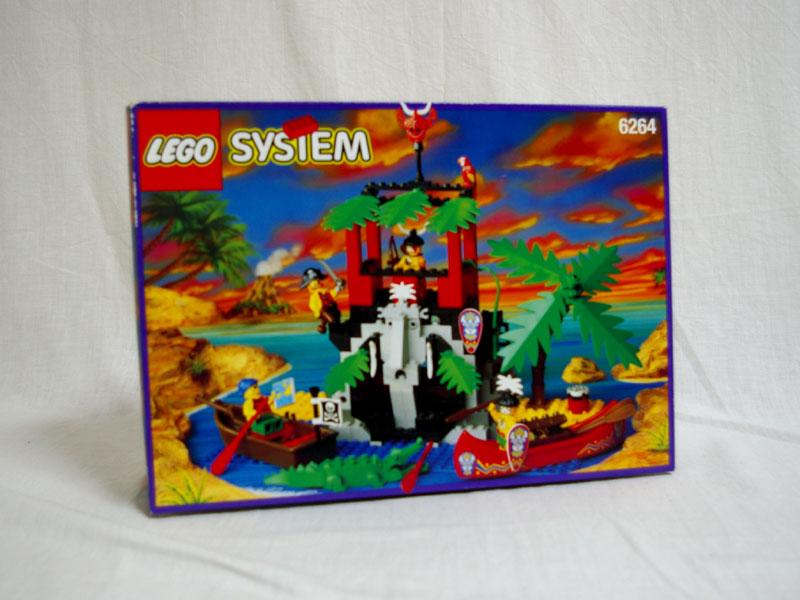 #6264 レゴ 禁断のどうくつ