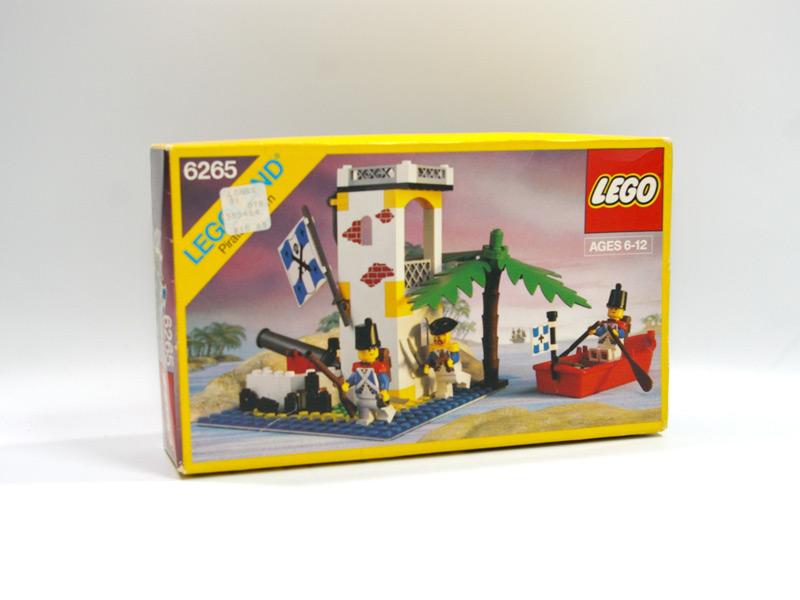 #6265 レゴ サブレ島