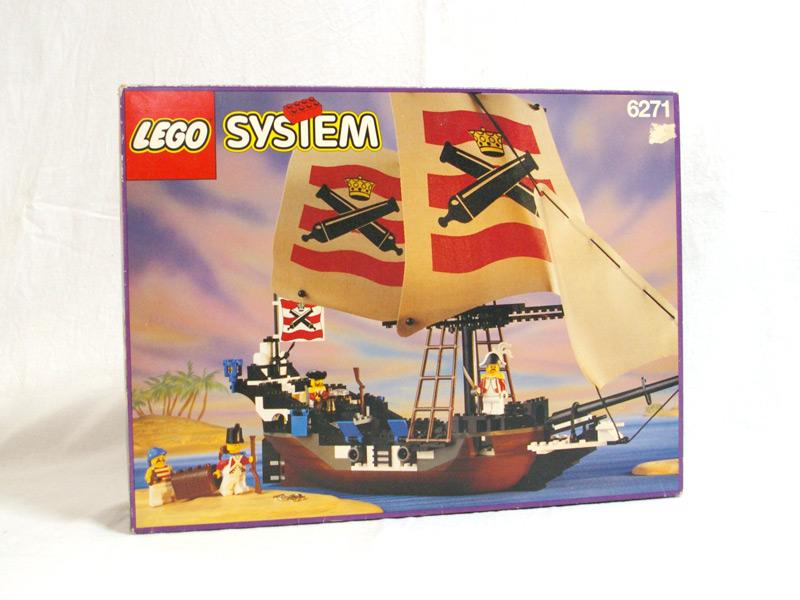 #6271 レゴ シーライオン号 総とくの船