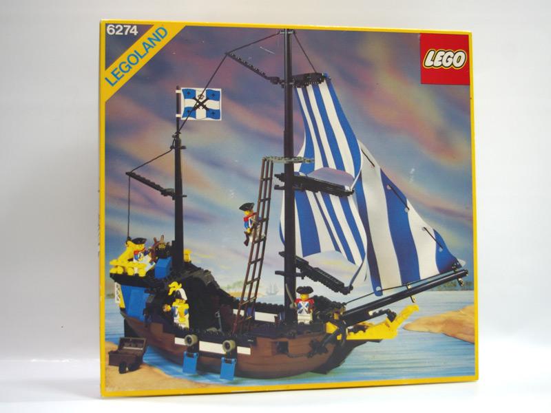 #6274 レゴ シーフォーク号(総とく船)