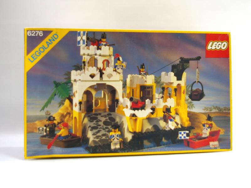 #6276 レゴ サブレとりで(総とくのとりで)