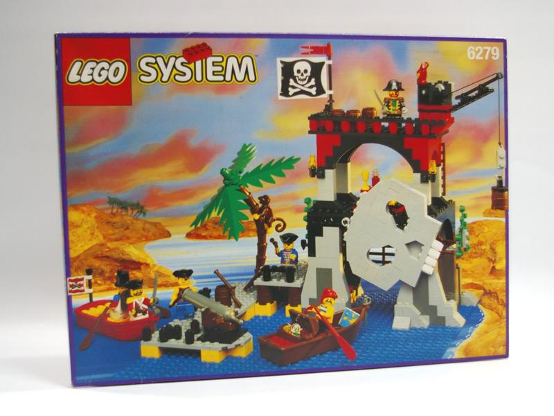 #6279 レゴ ガイコツ島