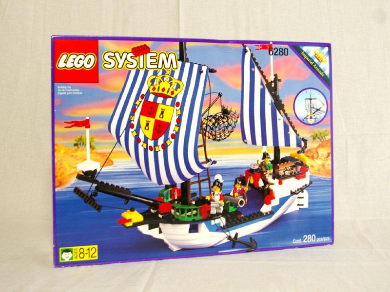 #6280 レゴ サンタクルス号
