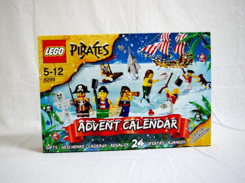 #6299 レゴ パイレーツ アドベントカレンダー