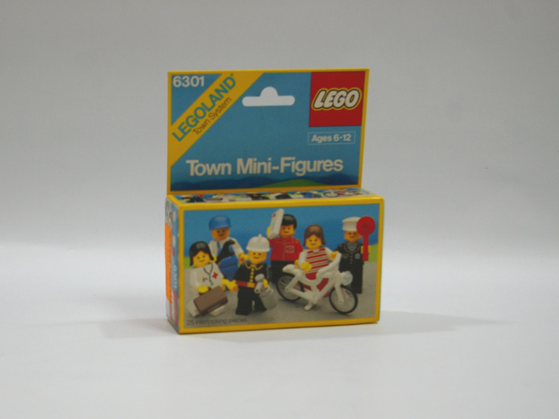 #6301 レゴ 人形セット