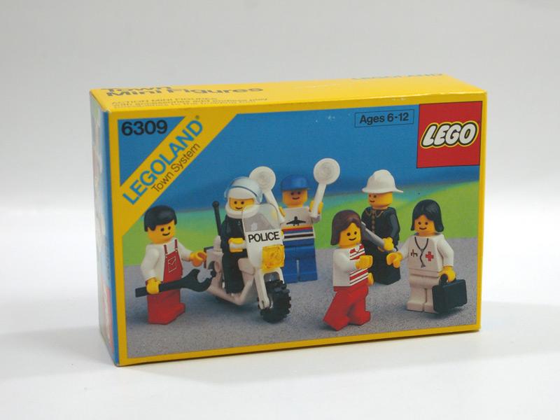 #6309 レゴ 人形セット