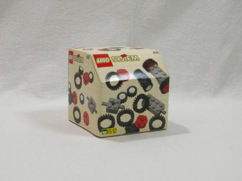 #632 レゴ 車輪ブロック