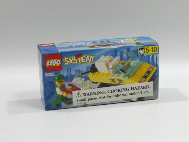 #6325 レゴ 配送車