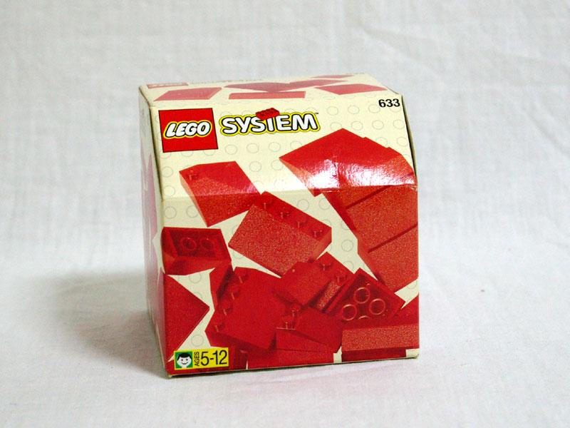 #633 レゴ 屋根パーツ