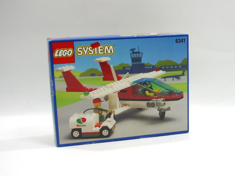 #6341 レゴ TVクループレーン