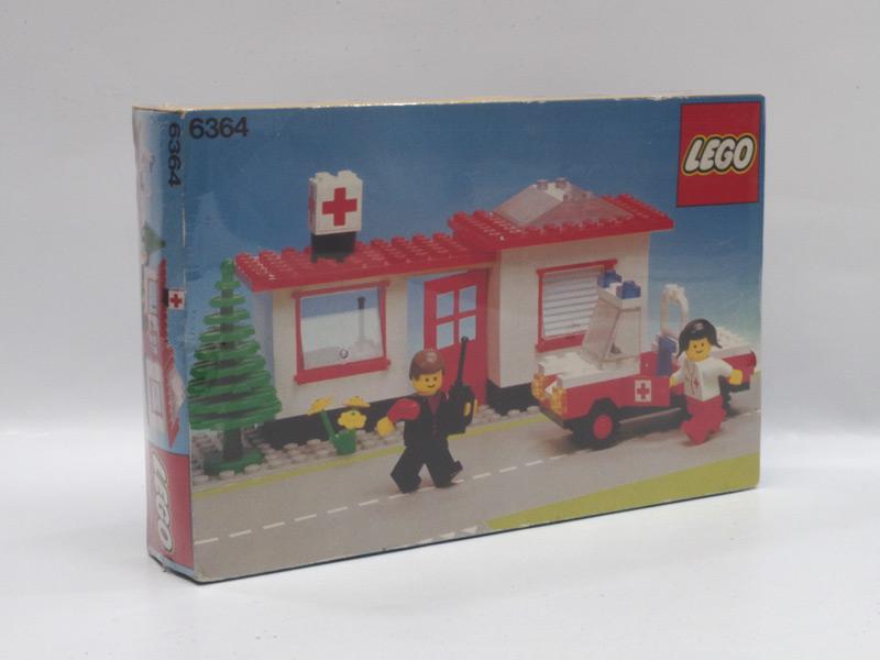 #6364 レゴ 病院