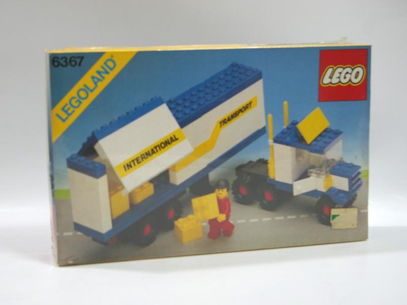 #6367 レゴ トラック