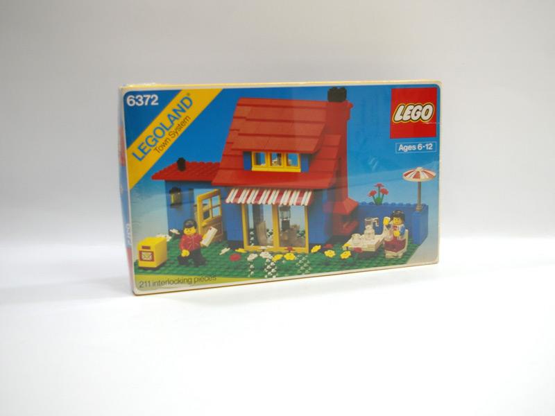 #6372 レゴ 新フラワーハウス