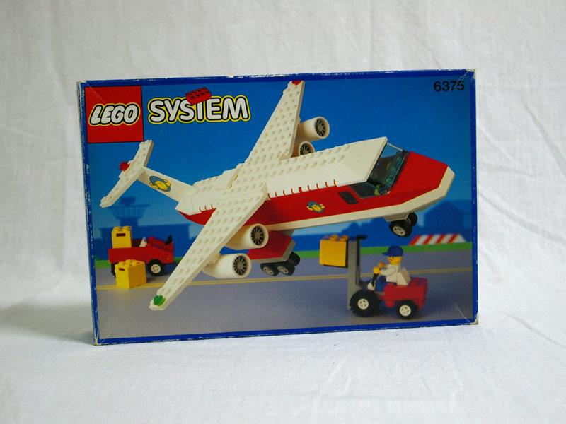#6375 レゴ エアカーゴ
