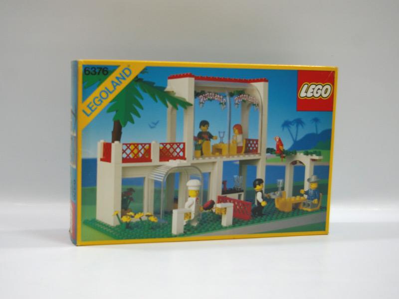 #6376 レゴ イタリアンレストラン