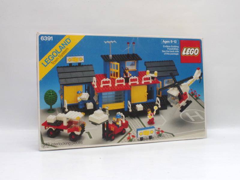 #6391 レゴ カーゴ・センター