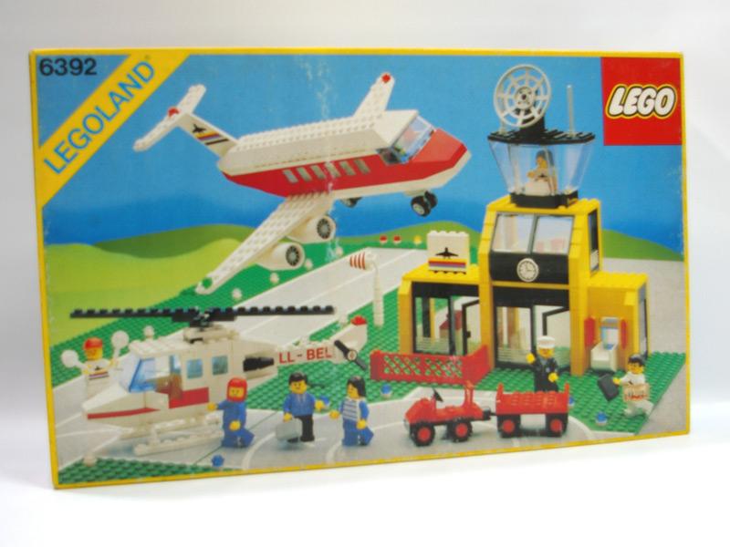 #6392 レゴ エアポート