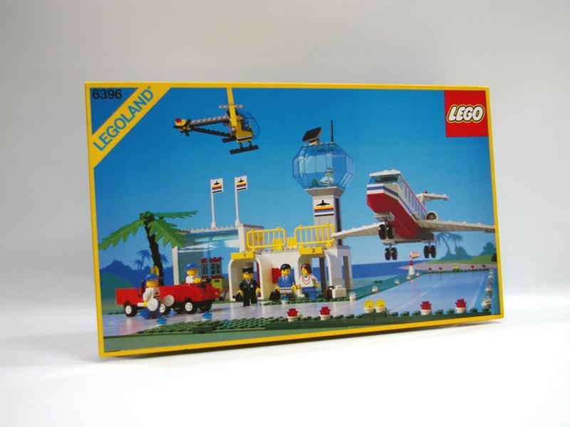 #6396 レゴ 国際空港