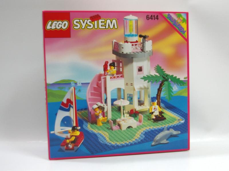 #6414 レゴ ライトハウス