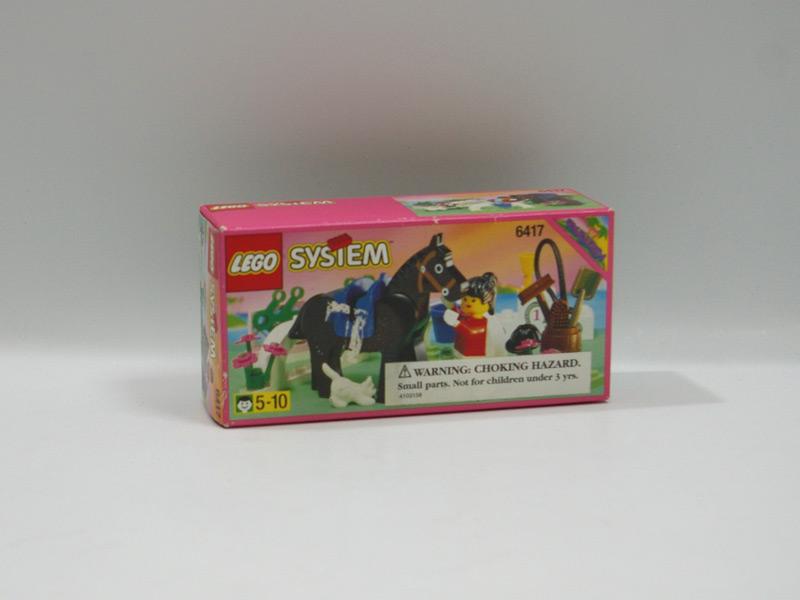 #6417 レゴ 乗馬イベント