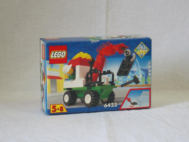 #6423 レゴ ミニレッカー車