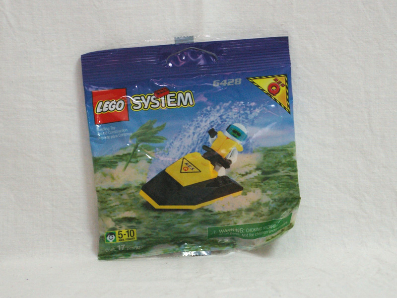 #6428 レゴ レスキュージェットスキー