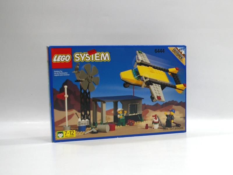 #6444 レゴ 砂漠の滑走路