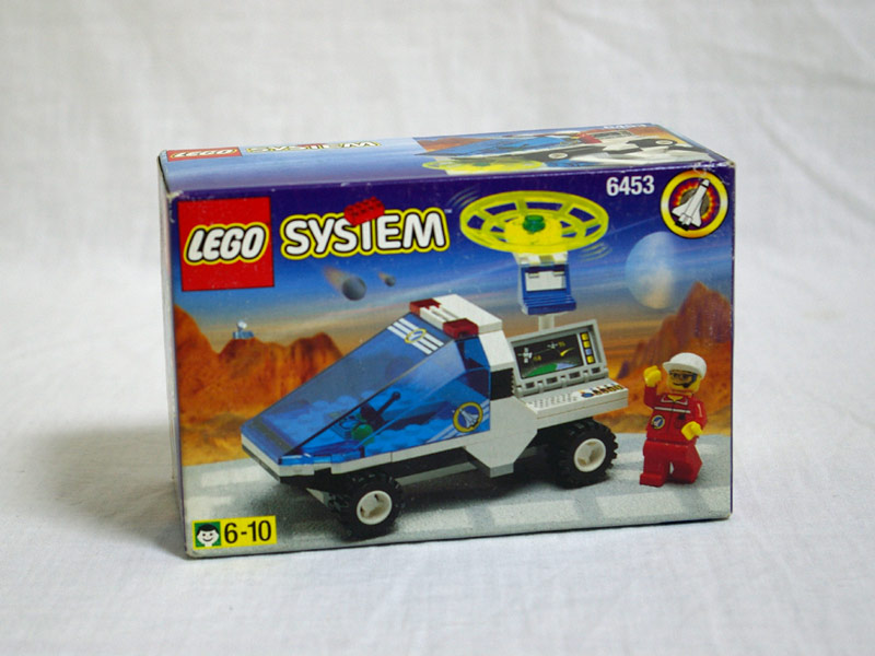 #6453 レゴ レーダーカー