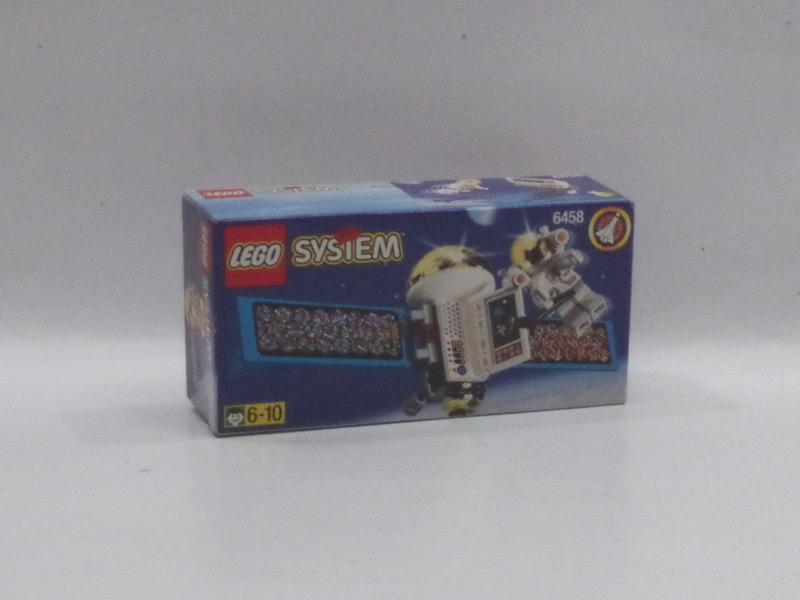 #6458 レゴ 人工衛星と宇宙飛行士