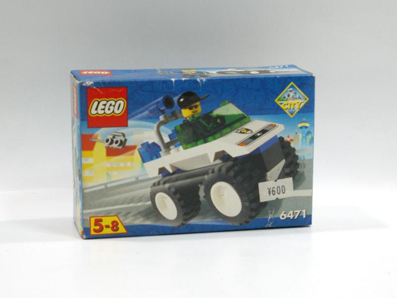 #6471 レゴ ビッグフット パトローラー