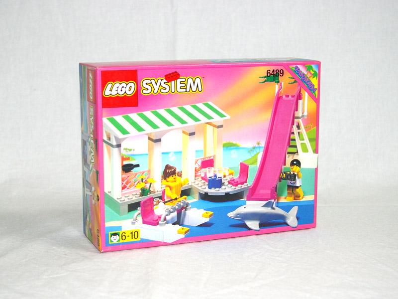 #6489 レゴ ビーチパーク