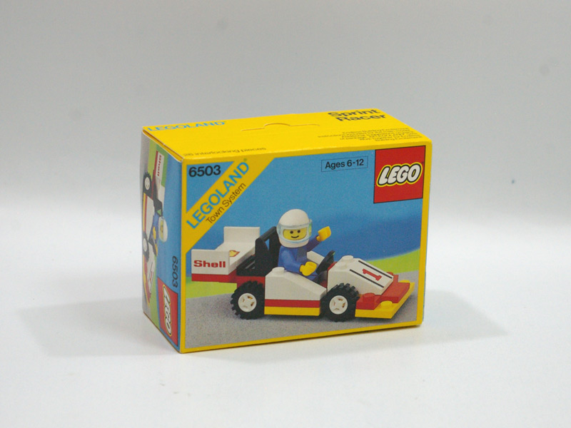 #6503 レゴ F1レーサー