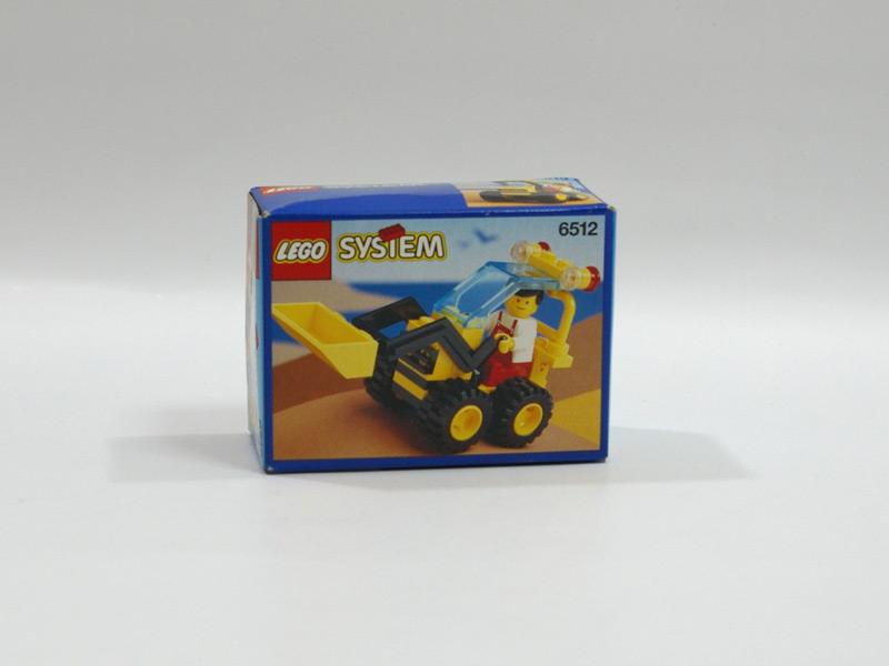 #6512 レゴ ブルトーザー