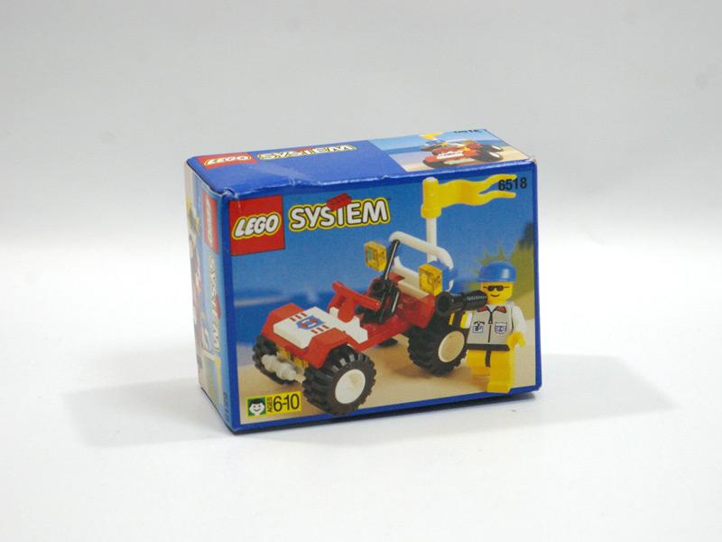 #6518 レゴ サンドバギー