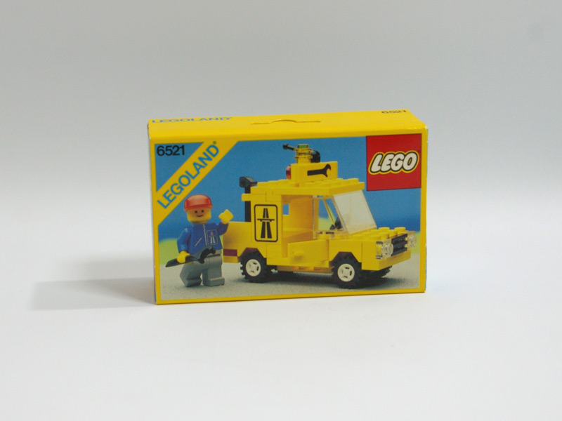 #6521 レゴ ロードパトロール