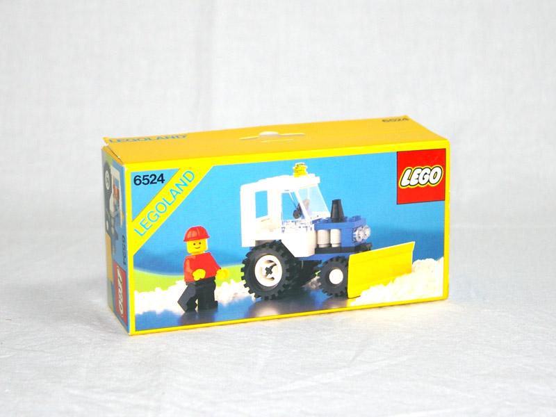 #6524 レゴ ブルドーザー