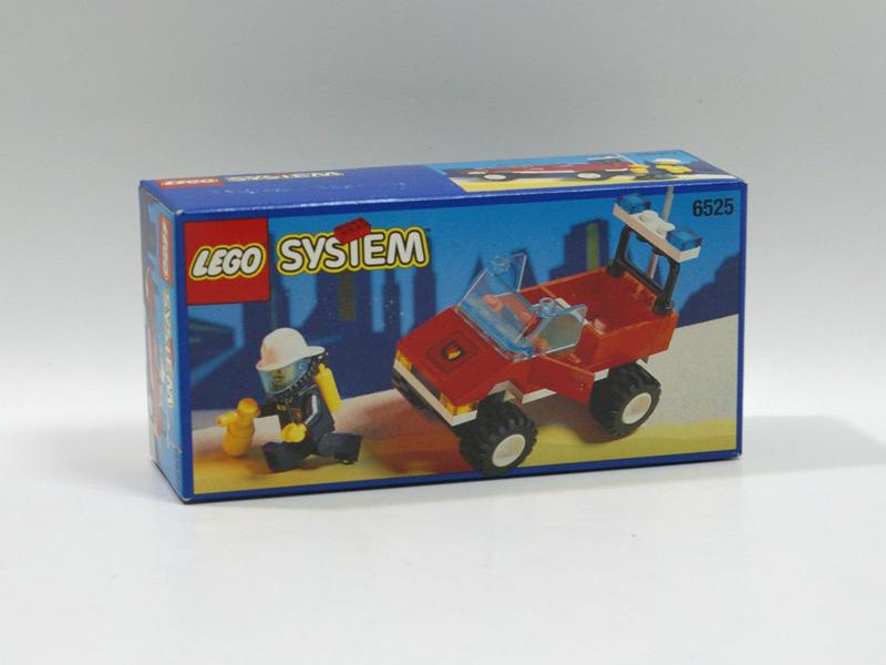 #6525 レゴ 消防コマンダー