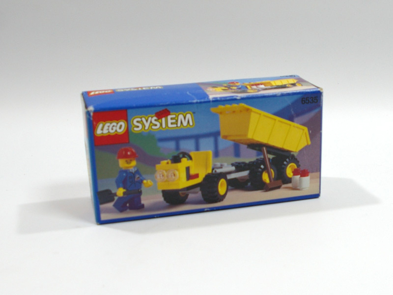 #6535 レゴ ダンパー