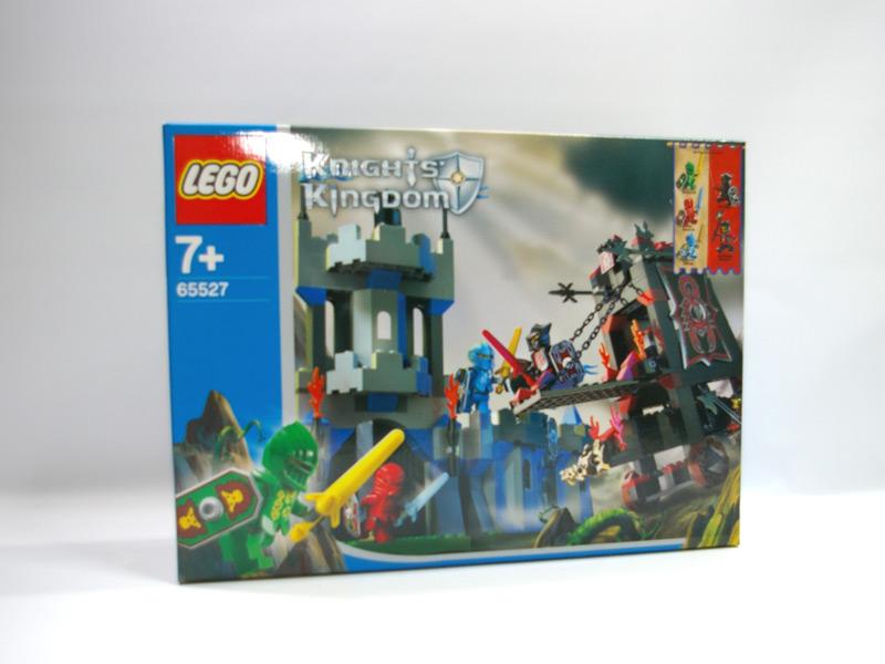 #65527 レゴ ベルデックの攻撃