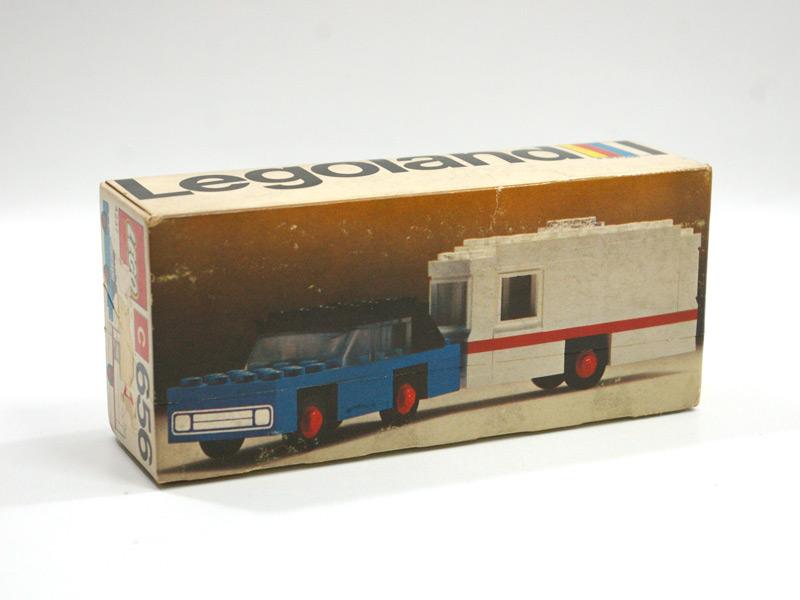 #656 レゴ レゴランド・キャンピング・カー