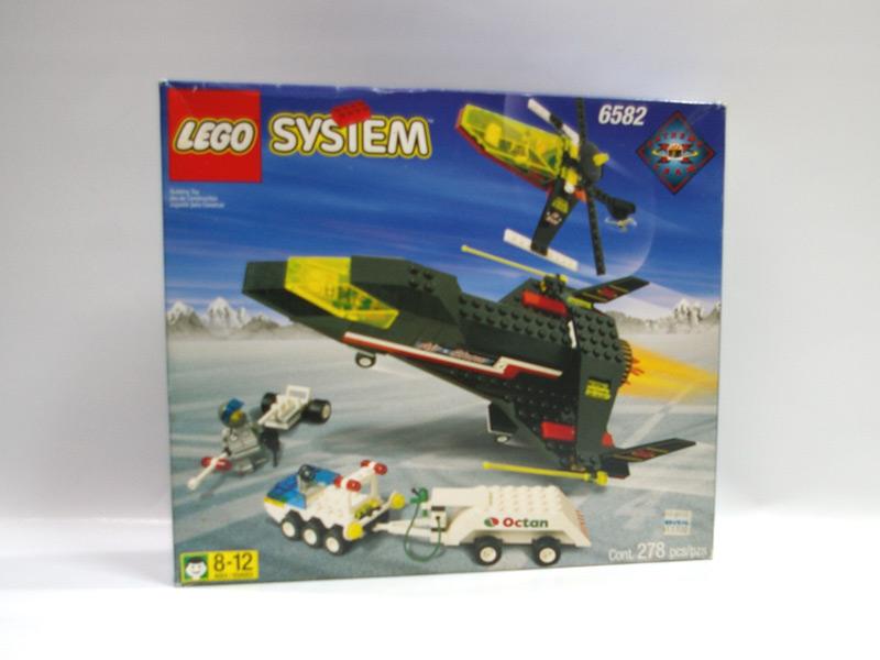 #6582 レゴ フライトチーム