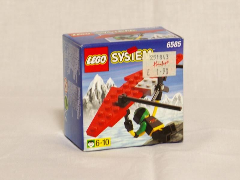 #6585 レゴ ハンググライダー