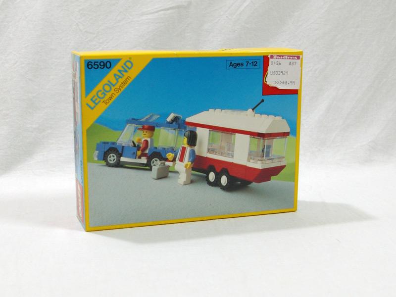 #6590 レゴ キャンピングカー