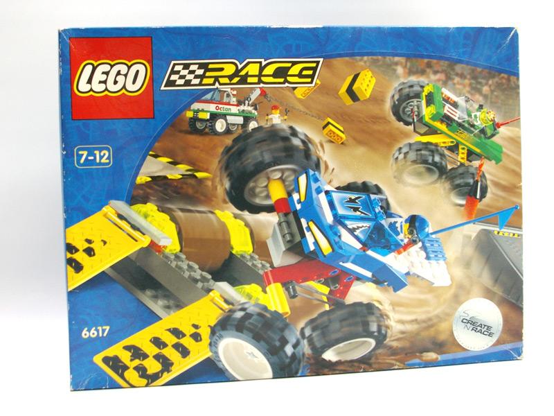 #6617 レゴ モンスタートラック