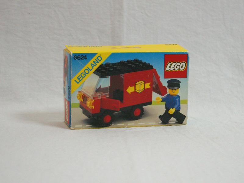 #6624 レゴ 配送車