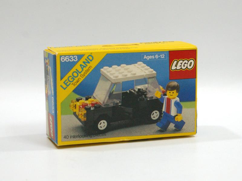 #6633 レゴ ファミリーカー