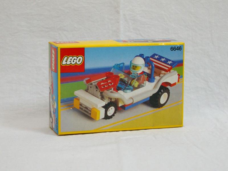 #6646 レゴ ファニーカー